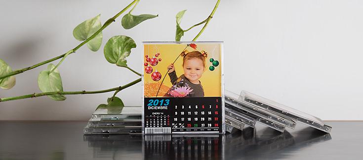 Calendario Caja CD -