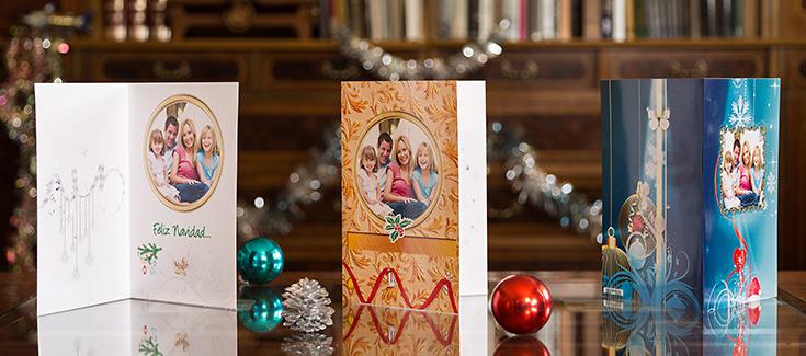 Felicitaciones Navidad - Tama�o 148x210 mm