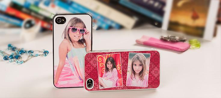 Carcasa móvil iPhone 4-4S -