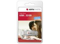 USB 2.0 PLATA 32GB