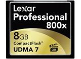 CF TARJETA 8GB 800X PROFESIONAL UDMA