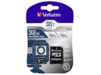 MICROSDHC PRO 32GB CLASE 10 UHS-I INCL. ADAPTADOR