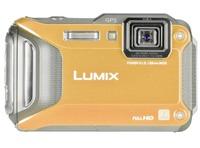 LUMIX DMC-FT5 NARANJA