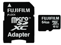 64GB TARJETA MICROSDXC HIGH PROFESIONAL CLASE 10 UHS-I
