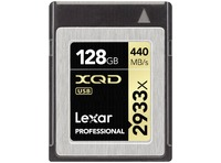 XQD CARD 128GB 2933X PROF INCL XQD 2.0 USB 3.0 LECTOR