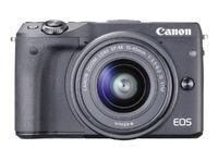 EOS M3 KIT + EF-M 15-45 STM