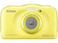 COOLPIX W100 AMARILLO