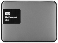 WD USB 3.0 4TB MY PASSPORT ULTRA NEGRO