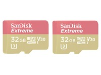 MICROSDHC ACTIONSC 32GB EXTREME 2XV30 SDSQXVF-032G-GN6AT