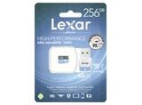 MICROSDXC 633X UHS-I 256GB CON LECTOR USB 3.0