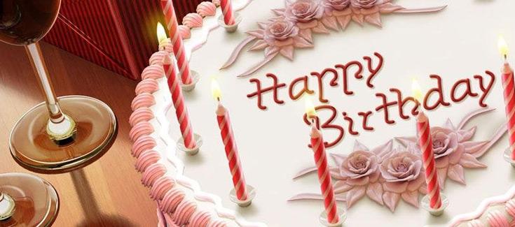 Felicitaciones de Cumpleaños -
