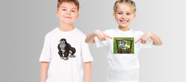 Camiseta niños - Varias tallas