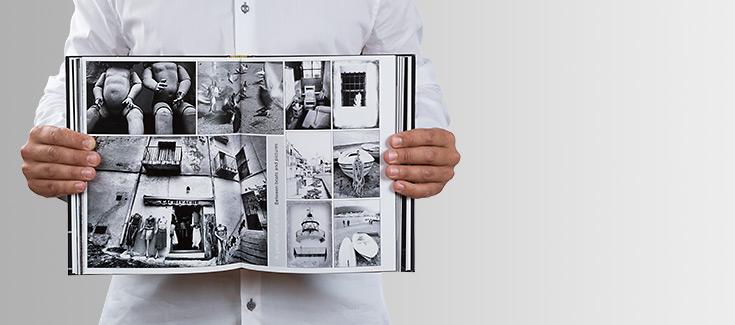 Fotolibro 21x27 - Como un auténtico libro
