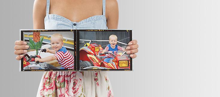 Fotolibro Plus 20x15 - Siempre en tus manos