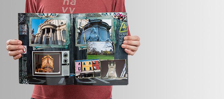 Fotorevista 21x27 - Tu álbum más económico