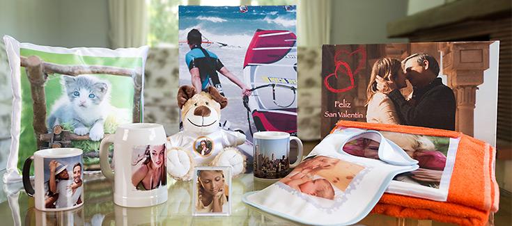 Fotoregalos personalizados ideas originales para regalar for Cosas originales para regalar