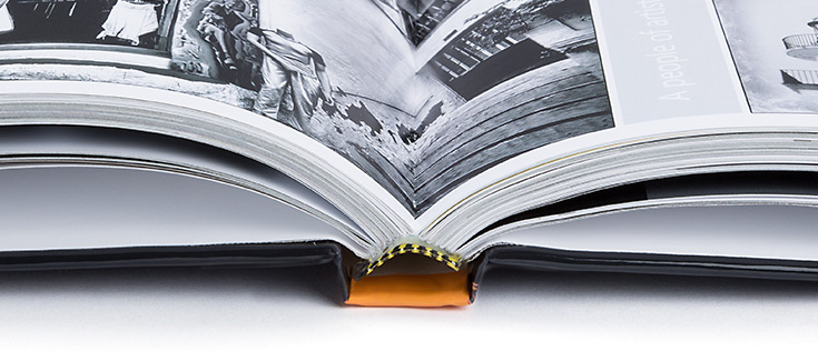 Detalle Fotolibro ® -