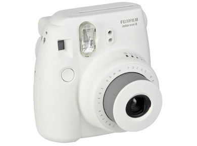 INSTAX MINI 8 BLANCO