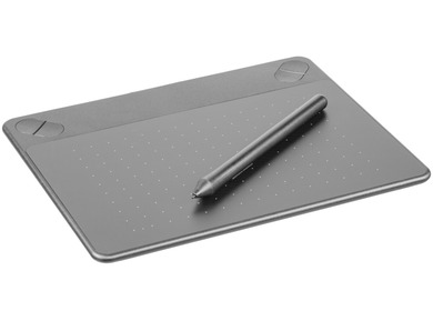 INTUOS BLACK PEN + TOUCH S NEGRO