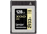 XQD CARD 128GB 2933X PROF INCL XQD 2.0 USB 3.0 LECTOR