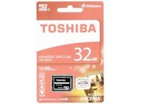 MICROSDHC CLASE 10 32GB EXCERIA M302 UHS I + ADAPTADOR