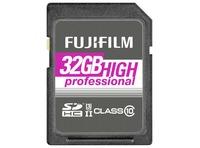 32GB SDHC TARJETA UHS-II HIGH PROFESIONAL CLASE 10