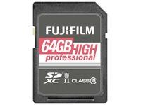 64GB SDXC TARJETA UHS-II HIGH PROFESIONAL CLASE 10