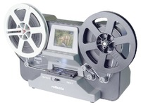 FILM SCANNER SUPER 8 - NORMAL 8