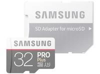 MICROSDHC PRO+ 32GB WITH ADAPTER MB-MD32GA/EU