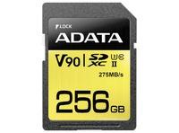 SDXC UHS-II U3 CLASE 10 256GB PREMIER ONE